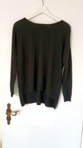 Pinko Pull en laine noir