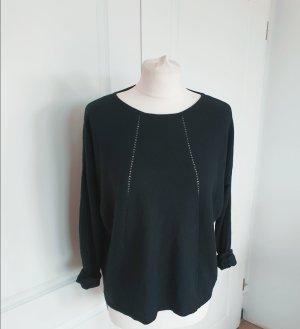 Pinko Pullover in cashmere nero