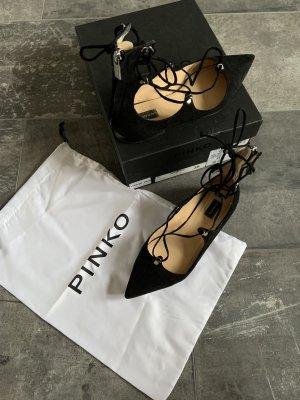 Pinko Ballerine en pointe noir