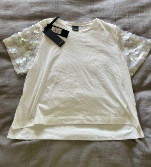 Pinko Camiseta blanco