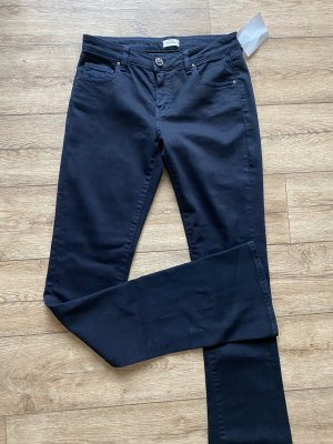 Pinko skinny Flored Jeans / ausgestellte Jeans