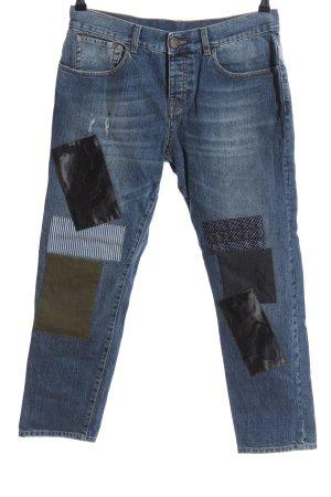Pinko Slim Jeans blau Casual-Look