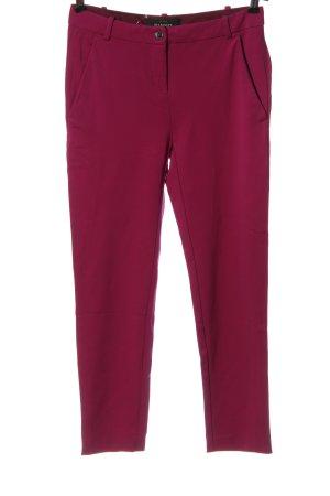 Pinko Spodnie materiałowe różowy Elegancki