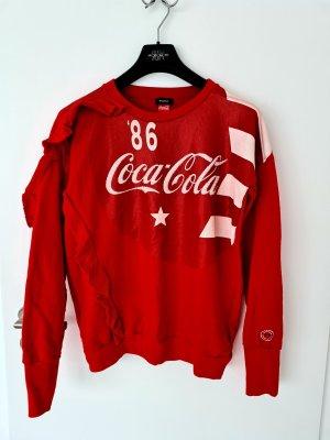 PINKO Sweater Coca Cola Gr. L