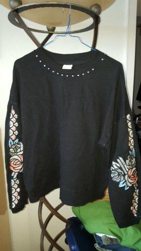 Pinko Bluza dresowa Wielokolorowy Bawełna