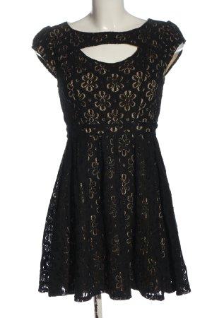 Pinky Spitzenkleid schwarz Elegant