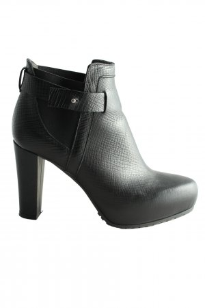 Pino Convertini Booties schwarz Casual-Look