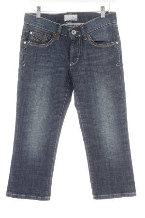 Pioneer 3/4 Jeans dunkelblau Casual-Look