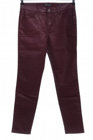 Pioneer High-Waist Hose rot Casual-Look