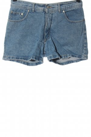 Pioneer Pantaloncino di jeans blu stile casual