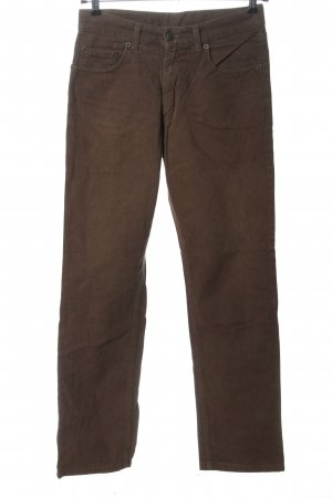 Pioneer Straight-Leg Jeans braun Casual-Look