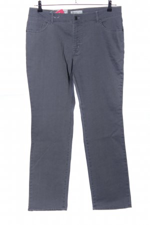 Pioneer Stretch jeans lichtgrijs casual uitstraling