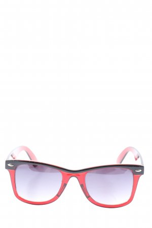 pipel eckige Sonnenbrille