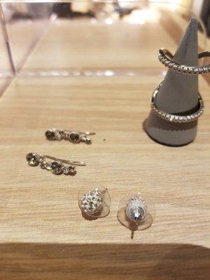 PIPPA & JEAN - Earcarfs, Stecker und Ring