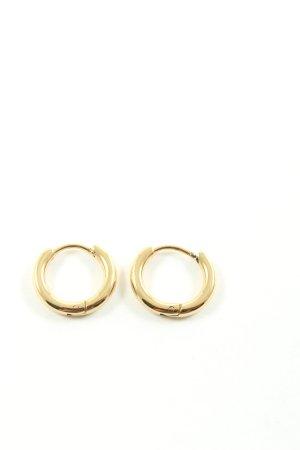 Pippa & Jean Ohrstecker goldfarben Elegant