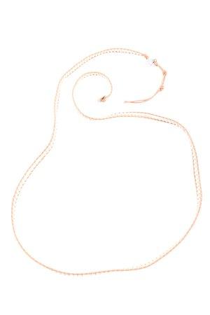 Pippa & Jean Bracciale di perle color carne-bianco stile casual