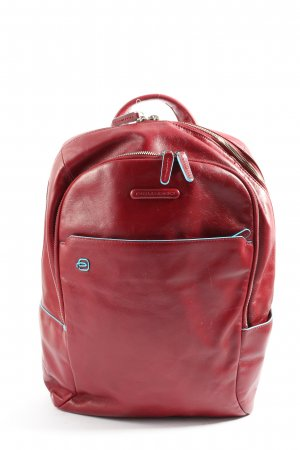 Piquadro Satchel red casual look