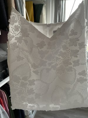 Piqyourdress A Line Top white polyester