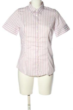 Pirelli Shirt met korte mouwen gestreept patroon casual uitstraling