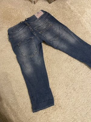 Blaustoff Herrlicher Denim Shorts blue