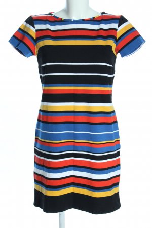 Piú & Piú Shirtkleid Allover-Druck Business-Look