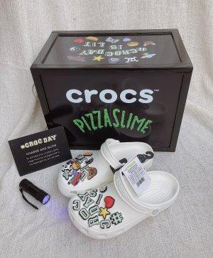 Crocs Sandalo comodo bianco