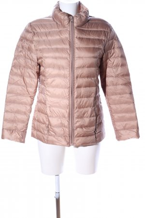 place du jour Steppjacke pink Steppmuster Casual-Look