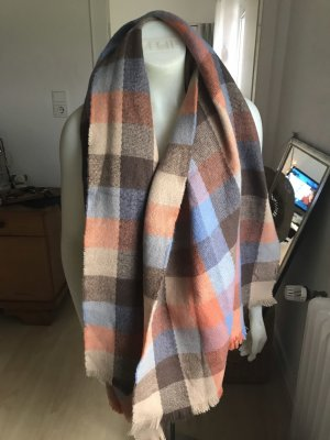 Atmosphere Shoulder Scarf multicolored