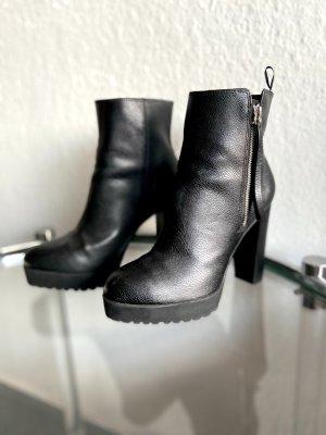 Plateau Ankle Boots H&M