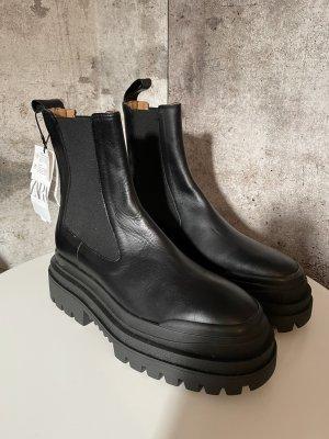 Plateau Boots Gr. 39