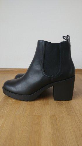 Monki Chelsea Boot noir