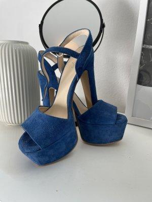 Alisha Tacco alto blu