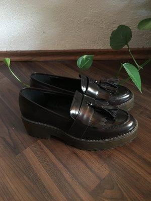 Plateau-Loafers von Monki