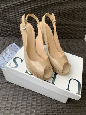 Guess Platform Pumps cream