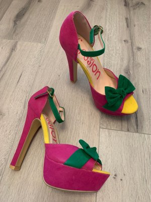 Plateau Pumps Color 38 NEU