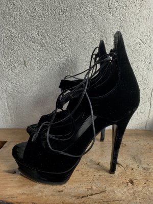 Plateau Pumps von Saint Laurent