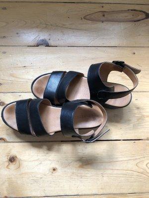Selected Femme Platform Sandals black