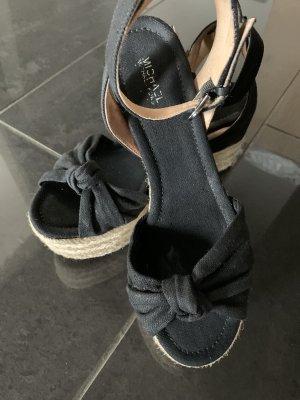Michael Kors Espadrille Sandals black