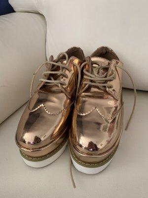 Plateau-Schnürer OUTSHINE Sneaker von Asos Gr 36