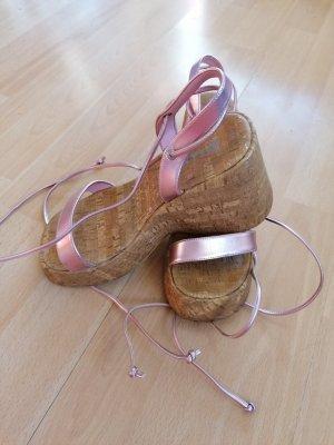 Plateau Schuhe 39