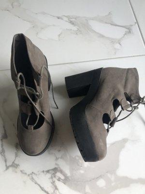 Plateau Schuhe von New Look