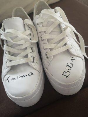 "Plateau Sneaker ""Karma Bites"""