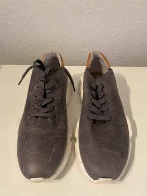 Heel Sneakers grey-white