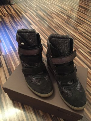 "Plateau Sneakers ""Hanna White"""