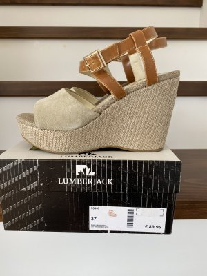 Plateau-Sommer-Schuh
