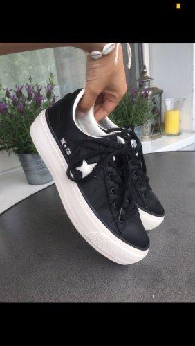 Converse Skater Shoes black-white