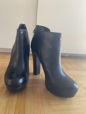 Aldo Platform Boots black
