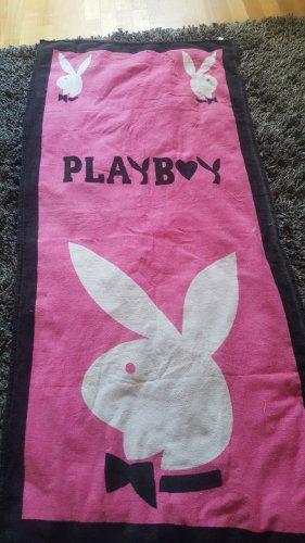 Playboy Serviette de plage rose