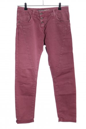 Please 7/8 Length Jeans pink casual look