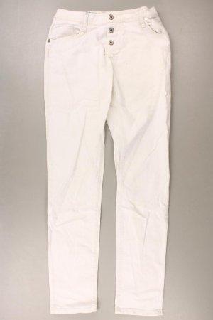 Please Five-Pocket-Hose Größe Medium grau